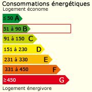 Classe énergie (88)